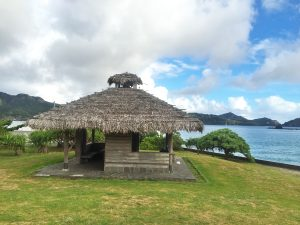 父島のゲゲゲハウス