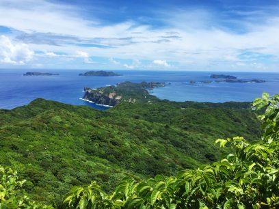 南端の島々
