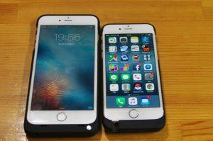 iPhone6 Plusちょっと大きい