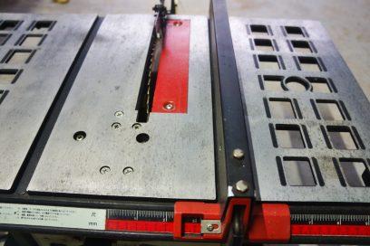 テーブルソー(TS-10K 藤原産業 255㎜)を落札