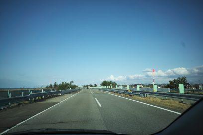 志和ICを9:30 北陸道は快適でした 砺波ICは16:10 約700km