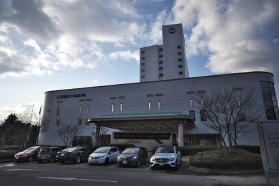 砺波ロイヤルホテルに宿泊